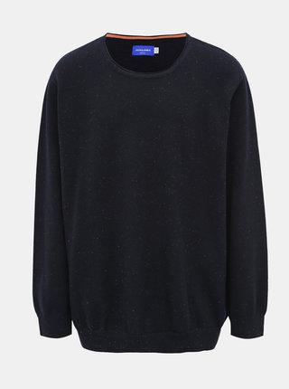 Tmavomodrý sveter Jack & Jones Nat