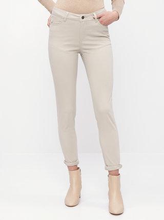 Béžové dámske nohavice ZOOT