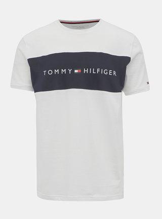 Bílé pánské tričko Tommy Hilfiger