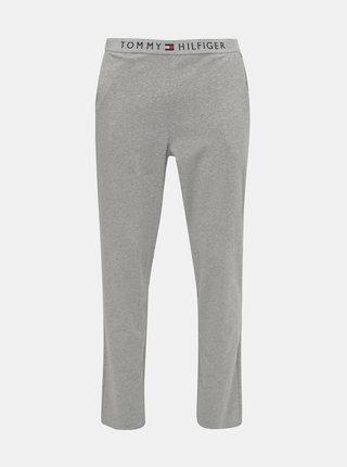 Šedé pánske pyžamové nohavice Tommy Hilfiger
