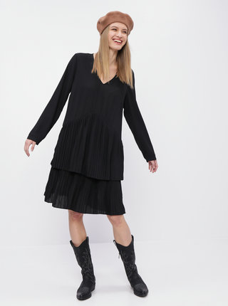 Čierne šaty VILA Culta