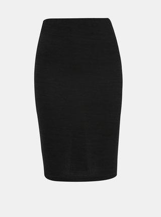 Čierna púzdrová sukňa Haily´s Jenna