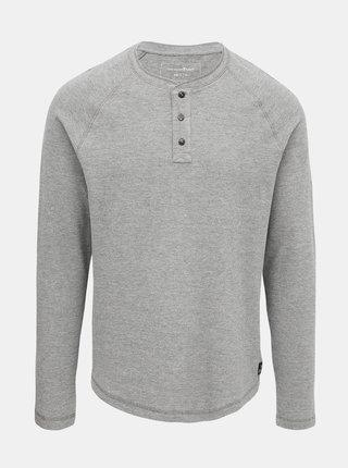 Šedé pánske tričko Tom Tailor Denim