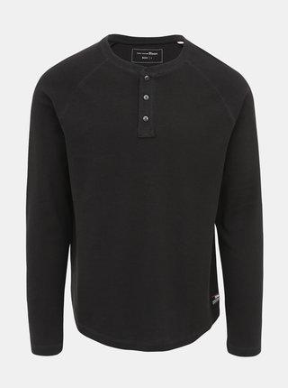 Čierne pánske tričko Tom Tailor Denim
