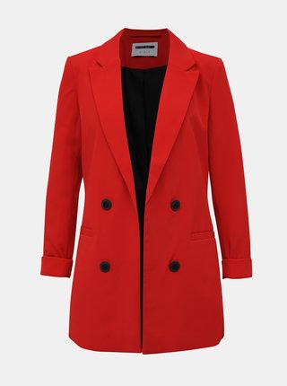 Červené sako Noisy May Vivian