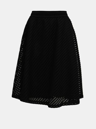 Čierna sukňa Jacqueline de Yong Oggi