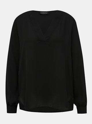 Čierna blúzka Selected Femme Emma
