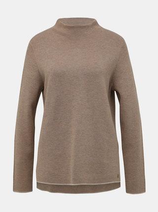 Béžový dámsky sveter Tom Tailor