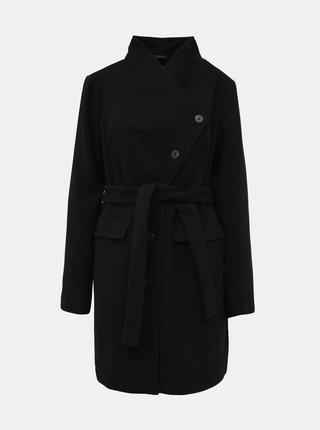 Černý kabát VERO MODA Calamaria