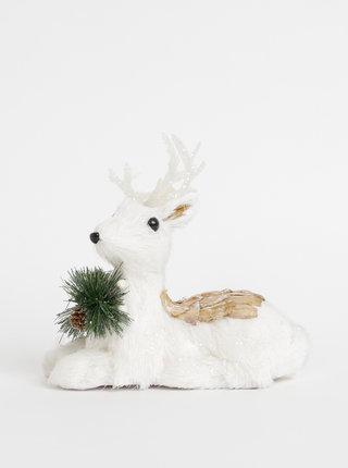 Vianočná dekorácia v tvare jeleňa SIFCON