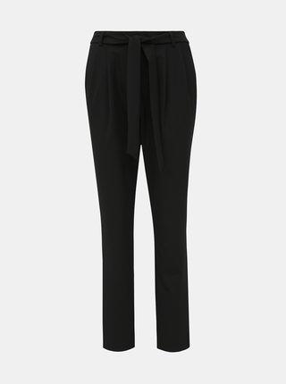 Černé kalhoty Selected Femme Bio