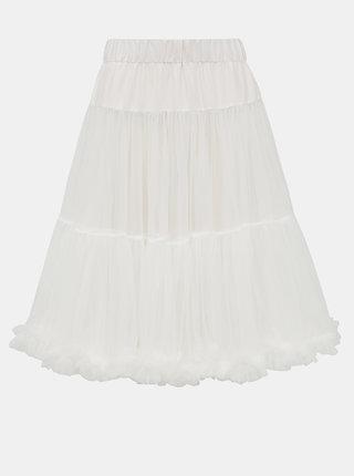 Bílá tylová spodnička Dolly & Dotty Petticoat