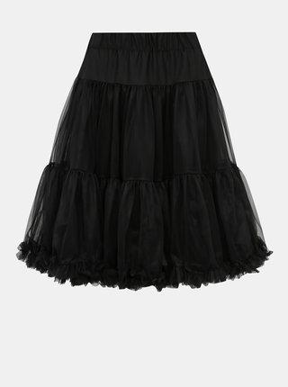 Černá tylová spodnička Dolly & Dotty Petticoat