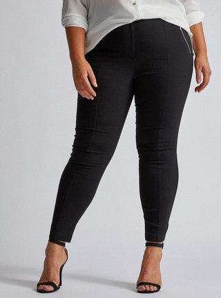 Černé kalhoty Dorothy Perkins Curve