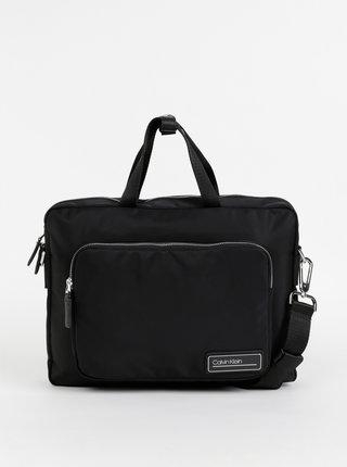Čierna taška na notebook Calvin Klein Jeans