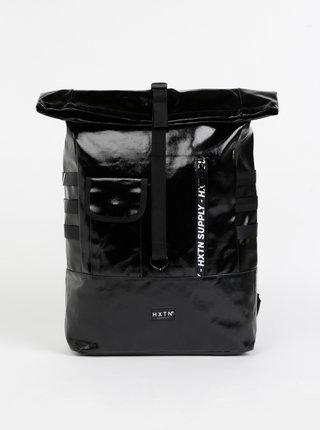 Černý lesklý batoh HXTN Supply Utility