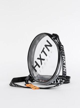Transparentní crossbody kabelka HXTN Supply Prime Disc