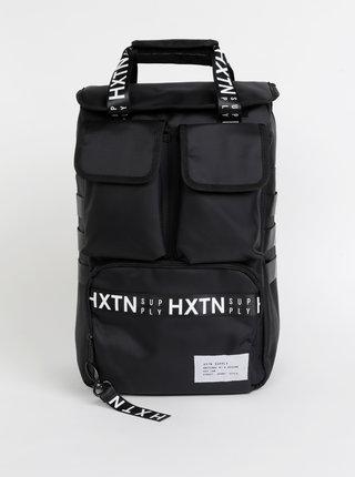 Černý batoh HXTN Supply Utility Traveller