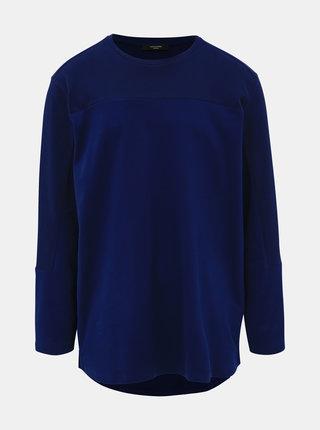 Tmavomodré tričko Jack & Jones Hunter