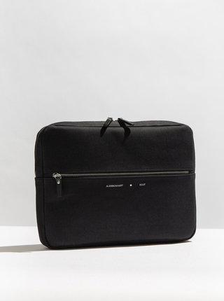 Černý obal na notebook Alexmonhart