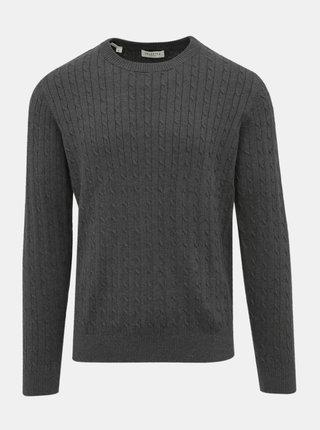 Tmavošedý sveter Selected Homme Clayton