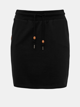Černá sukně Ragwear Thelma