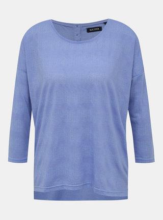 Modré dámské tričko Blue Seven