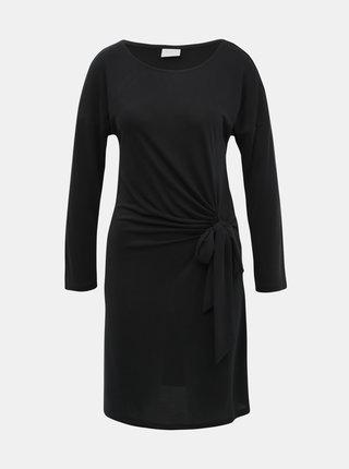 Tmavě šedé šaty VILA Atetsy
