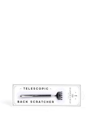 Čierne teleskopické škrabátko CGB