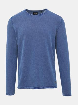 Modrý basic sveter ONLY & SONS Garson
