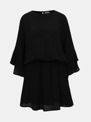 Čierne šaty VILA Lisett