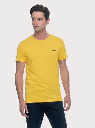 Žlté pánske tričko Ragwear Nedie