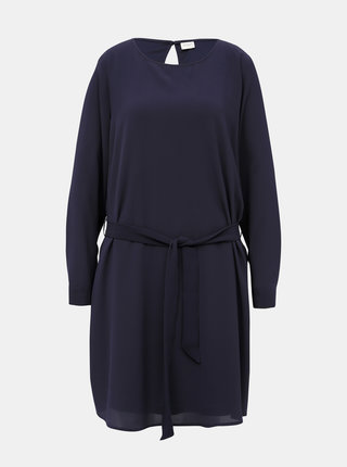Tmavomodré šaty Jacqueline de Yong Amanda