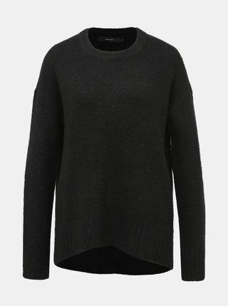 Čierny basic sveter VERO MODA Kizzi