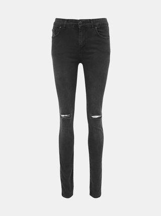 Černé dámské slim fit džíny ZOOT