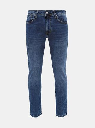 Modré pánské skinny fit džíny Pepe Jeans Finsbury