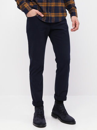 Tmavomodré pánske nohavice ZOOT Pietro