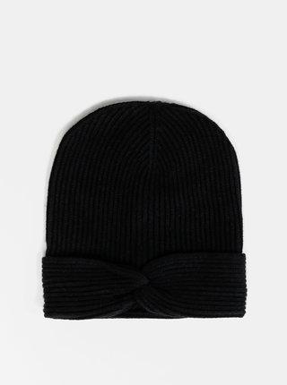 Čierna čapica TALLY WEiJL Turban