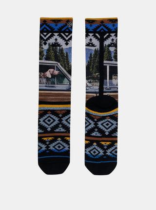 Černo-modré pánské ponožky XPOOOS