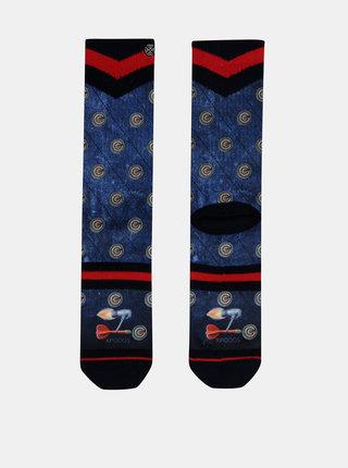 Modré pánské ponožky XPOOOS