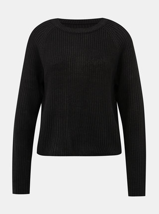 Čierny basic sveter ONLY Bree