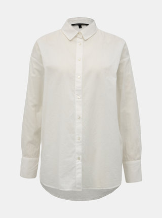 Biela košeľa VERO MODA India