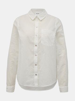 Biela košeľa AWARE by VERO MODA Luna