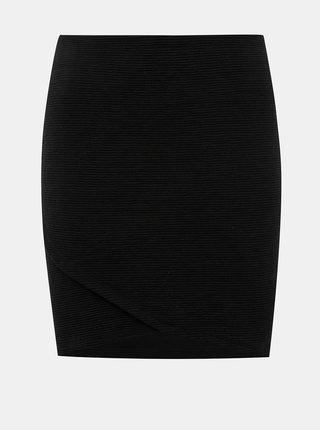 Čierna sukňa ONLY Cybil