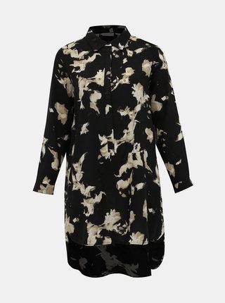 Košeľové šaty