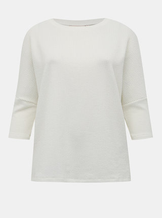 Biely sveter ONLY CARMAKOMA Cango