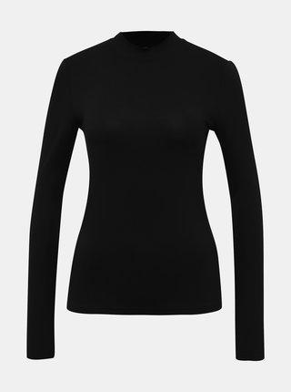 Čierne basic tričko Noisy May Laura