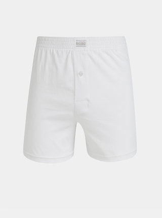 Biele boxerky Bellinda Cotton