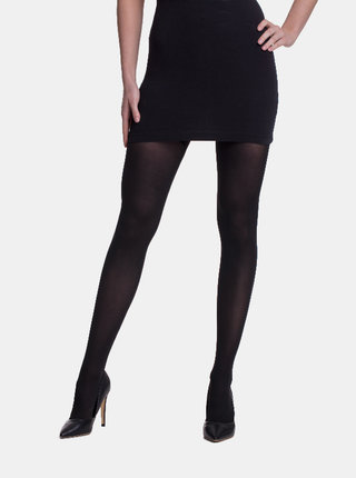 Čierne pančuchové nohavice Bellinda Absolut resist 60 DEN