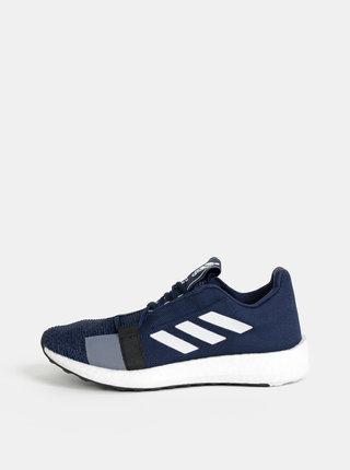 Modré pánské tenisky adidas Performance Senseboost Go